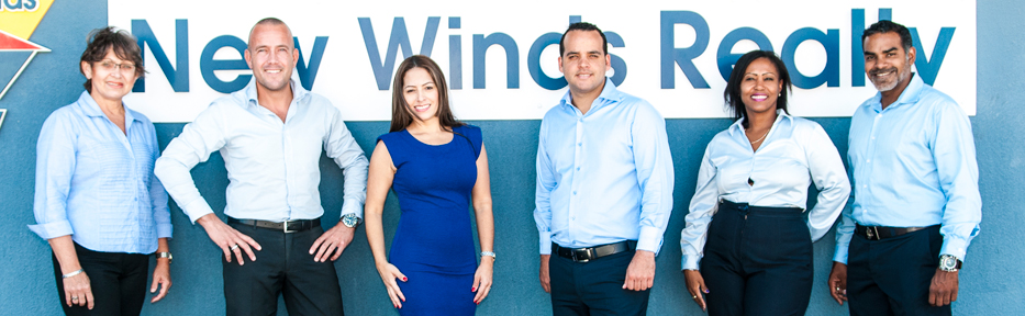 Het New Winds Realty Team: