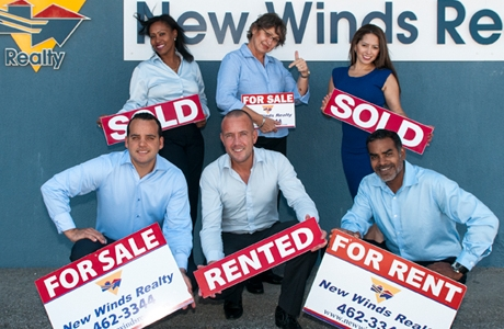 OVER NEW WINDS REALTY