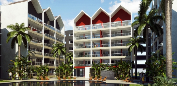 Majestic Hotel & Residences - New Winds Realty Curaçao